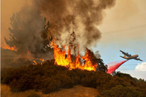 Wildfires in California