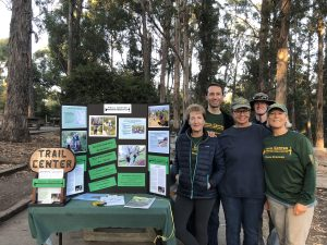 Volunteer with the Trail Center