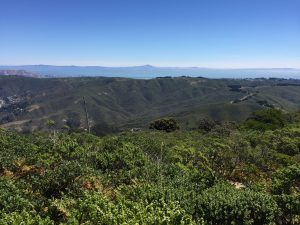 view from Montara Mtn